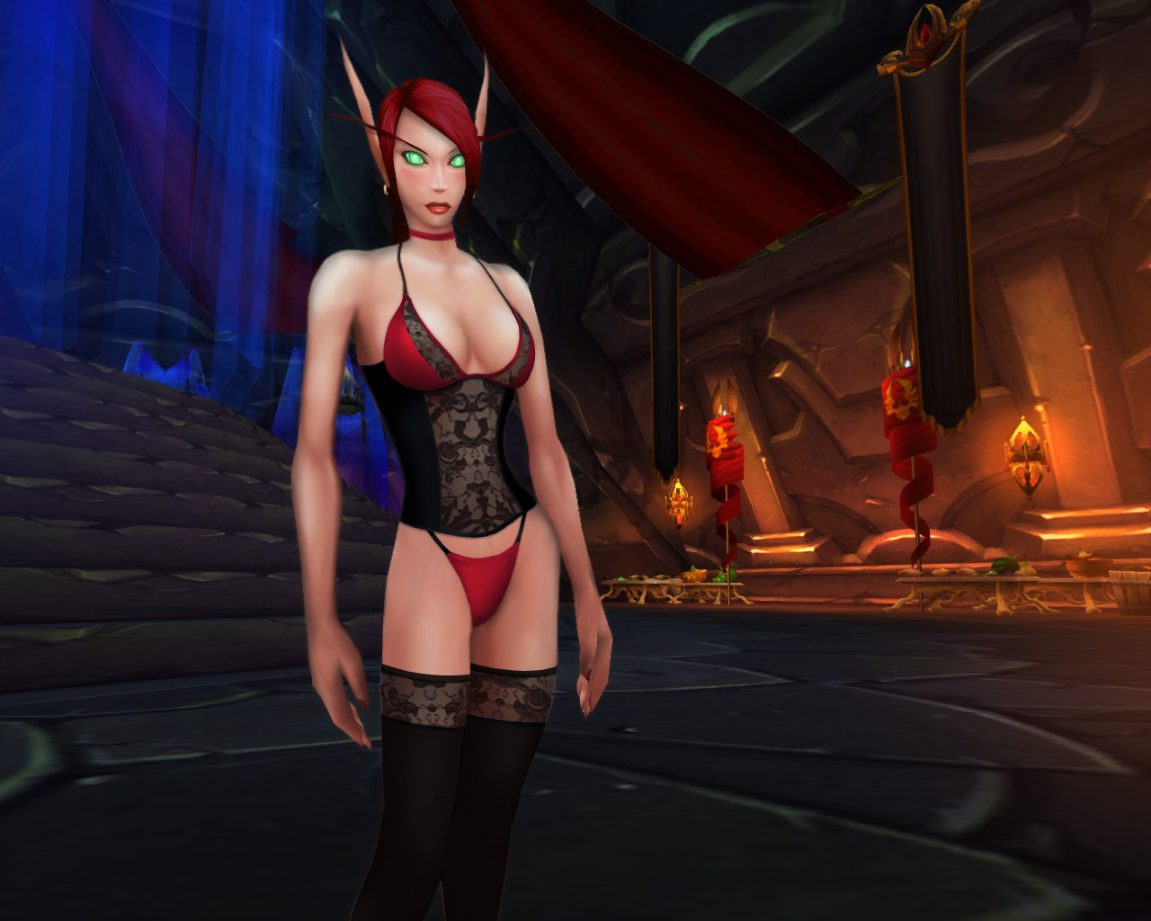 World os pornocraft elf 3d exposed picture