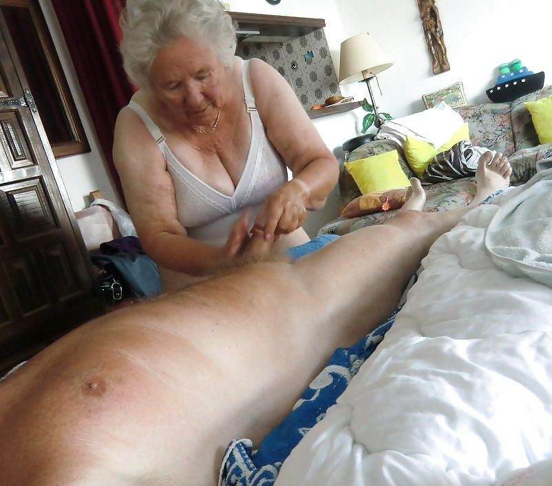 image Old but still sexy granny needs a good sex